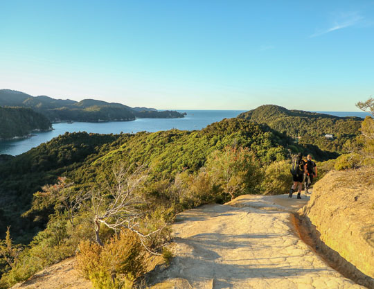 Adventure Activities in the Abel Tasman | Walking & Hiking