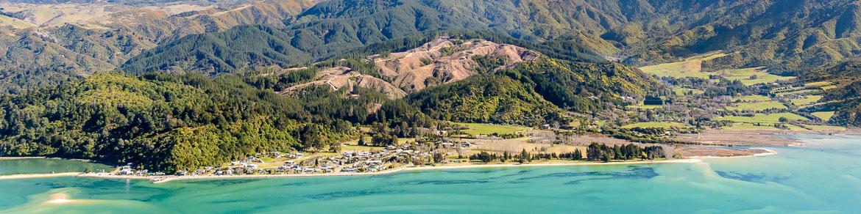 Marahau Beach Camp - Accommodation at the gateway to the Abel Tasman National Park