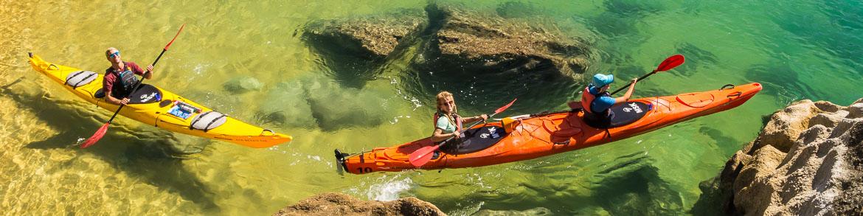Marahau Sea Kayaks - MSK - - Water taxi transport in the Abel Tasman National Park