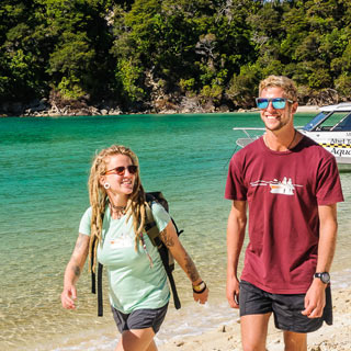 Plan and prepare for your time in the Abel Tasman National Park