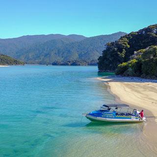 History of the Abel Tasman National Park