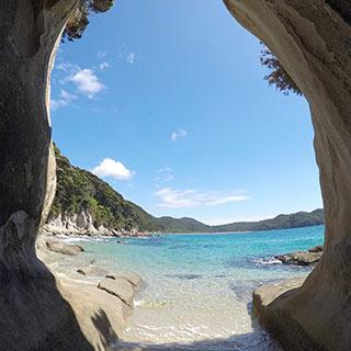 Seasons of the Abel Tasman National Park