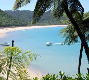 Places to go in the Abel Tasman - Onetahuti