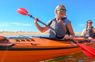 Freedom Anchorage - Kayaking in the Abel Tasman National Park